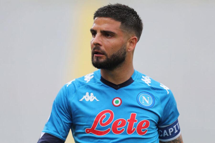 Insigne centravanti, Lozano e il sostituto di Zielinski: ecco la formazione del Napoli per il Genoa