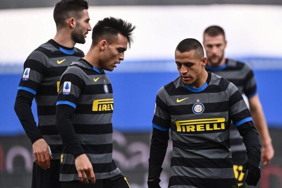 Inter, incognita Sanchez: il rientro è un rebus. Le gerarchie d'attacco con Correa