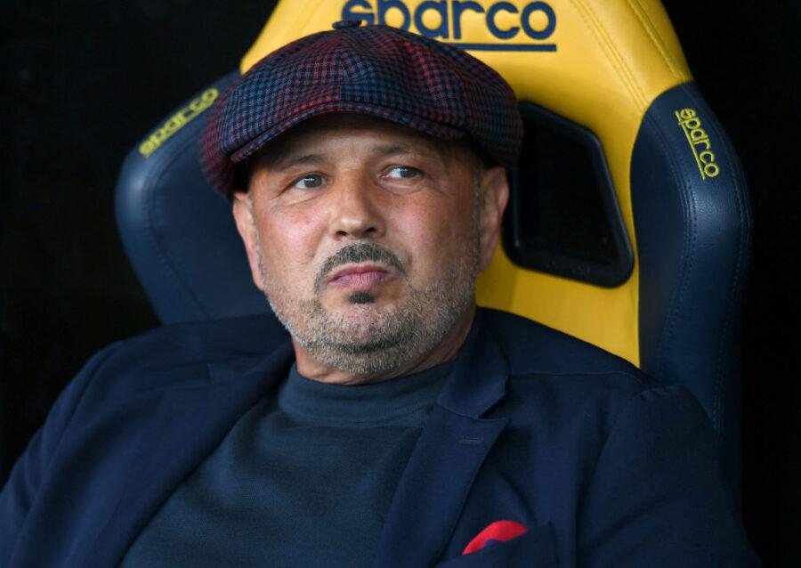 """Mihajlovic: """"C'è una cosa che mi fa essere meno felice del mercato del Bologna"""""""