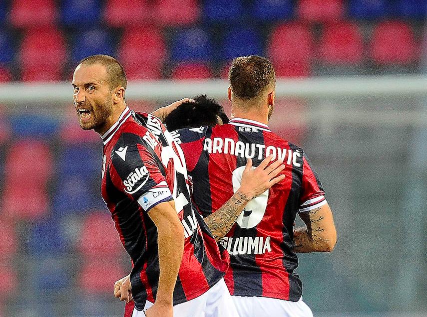"""Arnautovic: """"Il gol va bene, il resto no. Ho visto un ragazzo che mi ha scritto un cartello…"""""""