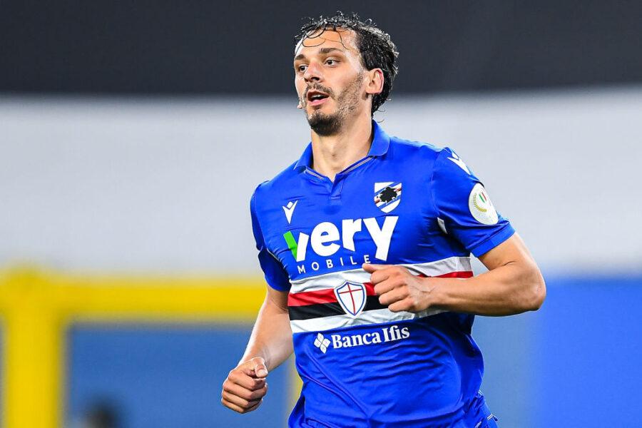 Samp-Milan, formazioni ufficiali: gioca Gabbiadini! Krunic dall'inizio, la scelta su Leao