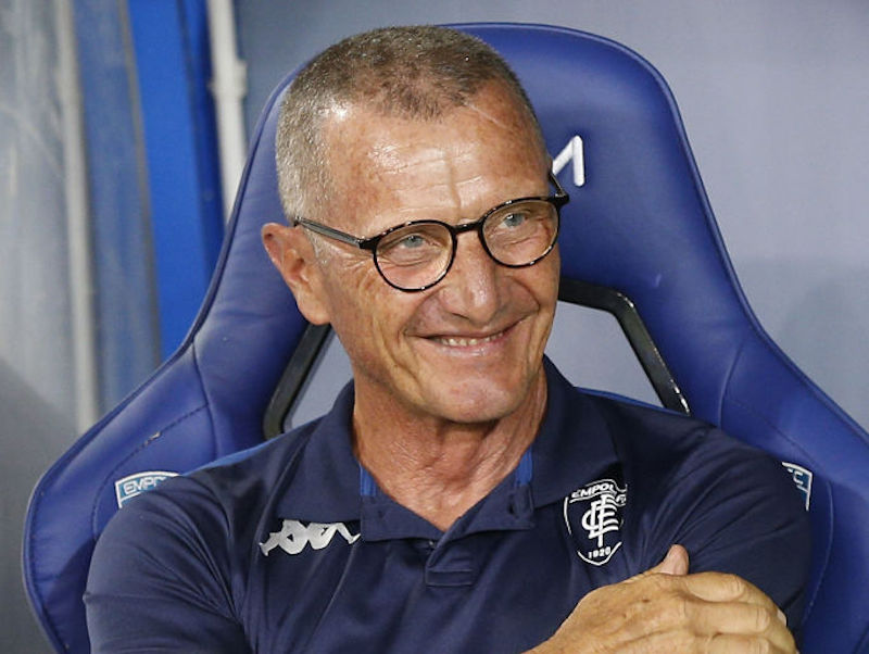 """Andreazzoli: """"Ho scelto così il portiere. Bene Stojanovic, Pinamonti può esplodere"""""""