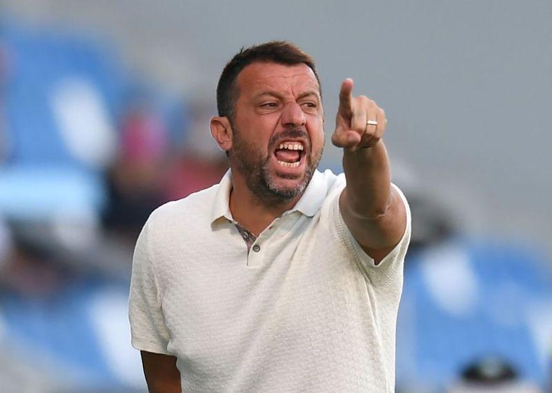 """D'Aversa: """"Che colpo Caputo: grande opportunità, lo volevo già in passato"""""""
