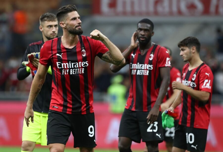 Formazione Milan, dalle chance di Calabria e Giroud a Kessié: chi gioca e chi no