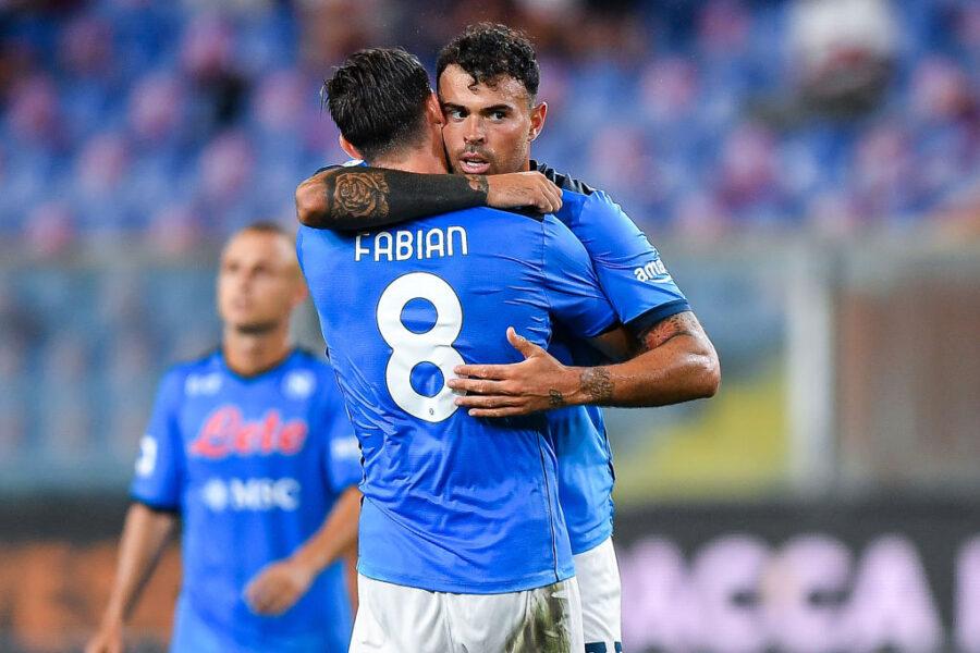 """Ferrero: """"Petagna vuole venire alla Samp, decide De Laurentiis!"""". Il piano B è Seferovic"""