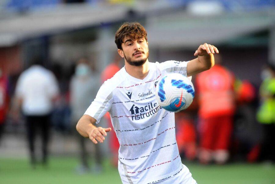 """Orsolini: """"Sono centrocampista al fanta, è un vantaggio: regalerò gioie, gli amici mi dicono…"""""""