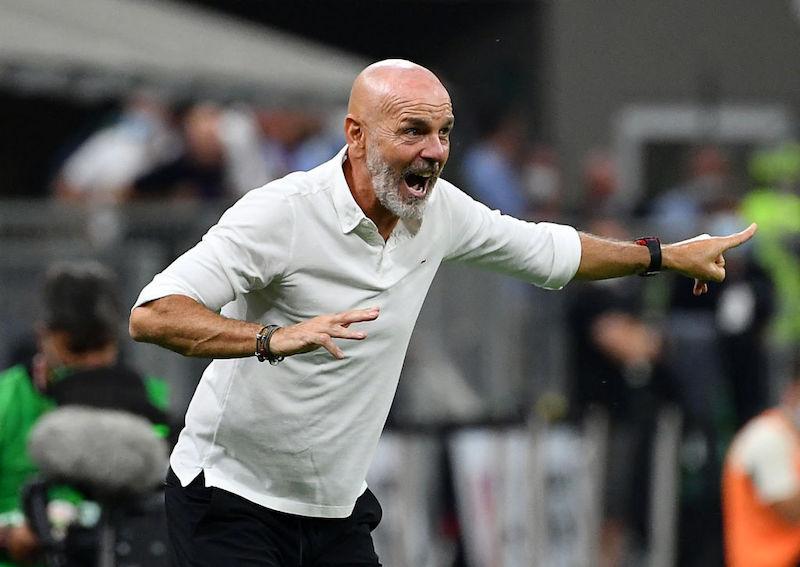 """Pioli: """"Non so ancora se Ibra ci sarà contro la Juve! Grande Maignan, il centrocampo…"""""""