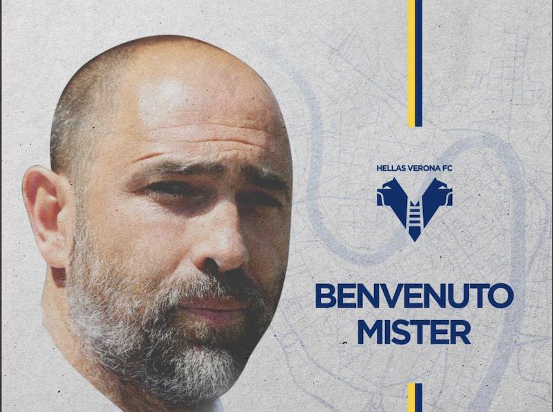 UFFICIALE – Tudor è il nuovo allenatore del Verona: il comunicato