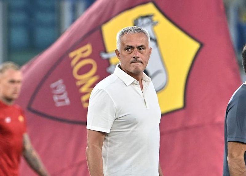 """Mourinho: """"Mkhitaryan e Vina, le vere condizioni! Ibanez non è un terzino, ringrazio Mayoral"""""""