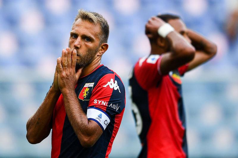 Genoa in ansia per gli infortuni di Criscito e Destro. Due rientri dopo la sosta