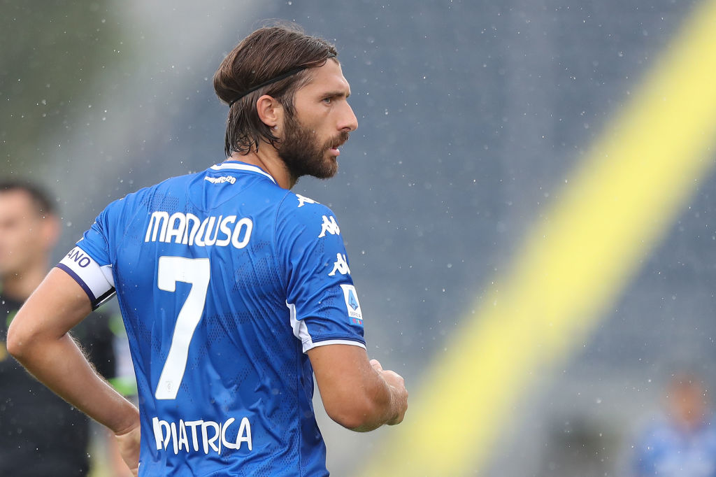 Perché Mancuso non gioca più? Andreazzoli lo spiega così, la formazione per la Roma…