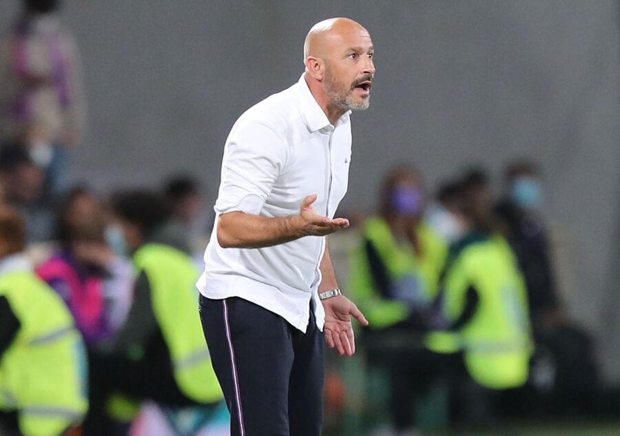 """Italiano: """"Domani mancheranno due giocatori, sulle reazione di Gonzalez la penso così """""""
