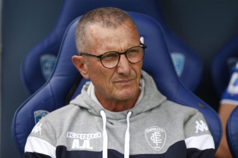 """Andreazzoli: """"Ho calciatori duttili, c'è un solo giocatore che non posso ruotare"""""""