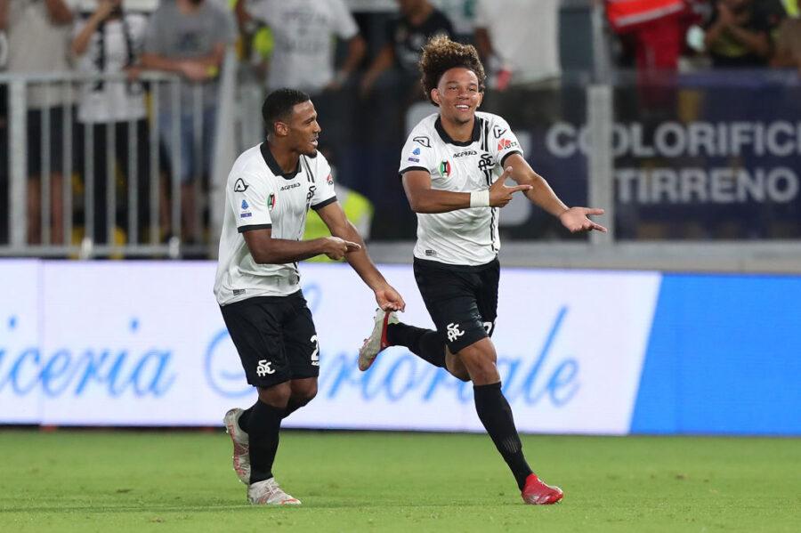 Spezia, Antiste brilla ed è in rampa di lancio: così cambia l'attacco di Thiago Motta
