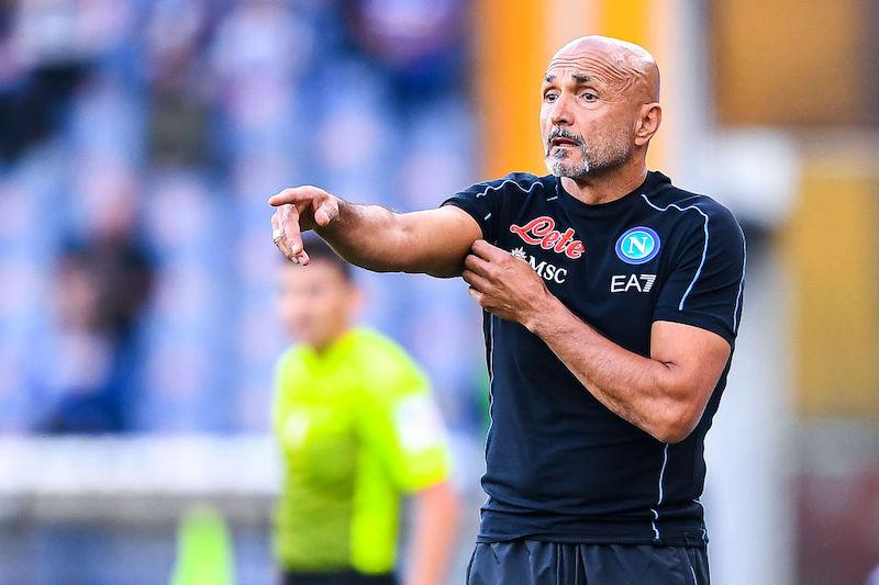 """Spalletti: """"Non farò turnover! Osimhen, Zielinski, Insigne, Anguissa e Fabian ha capito…"""""""