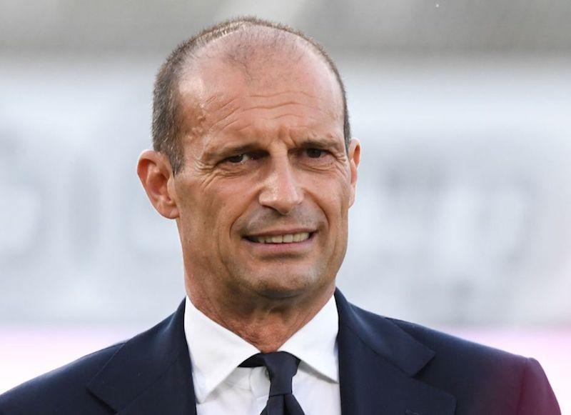 """Tutto Allegri: """"Non convocato Rabiot! Bonucci e Perin dal 1′, Dybala, Kulusevski, Chiesa…"""""""