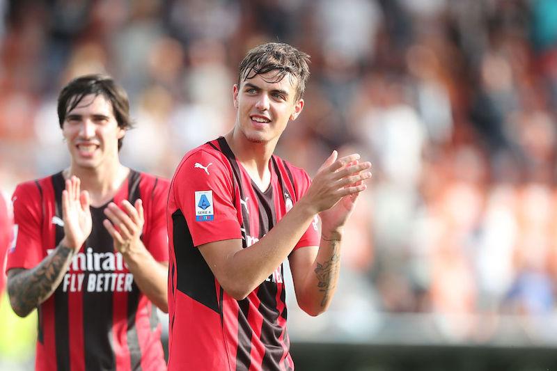 """Daniel Maldini: """"Che emozione, devo ancora realizzare. I consigli di Pioli e papà Paolo…"""""""