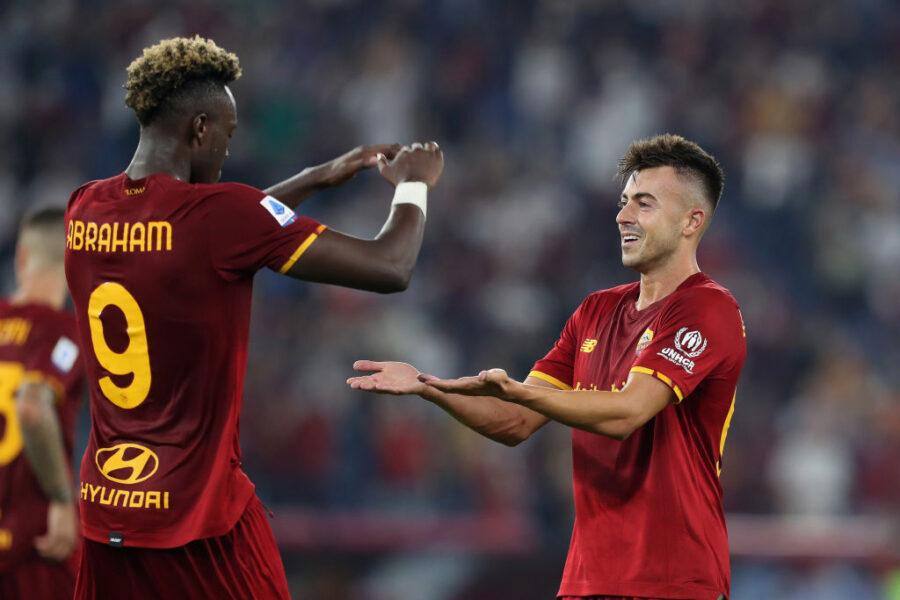 Lazio-Roma, formazioni ufficiali: giocano dall'inizio El Shaarawy, Marusic e Pedro