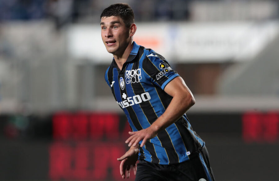 """Malinovskyi. """"Mai pensato di lasciare l'Atalanta. Quanti gol farò? Rispondo così"""""""