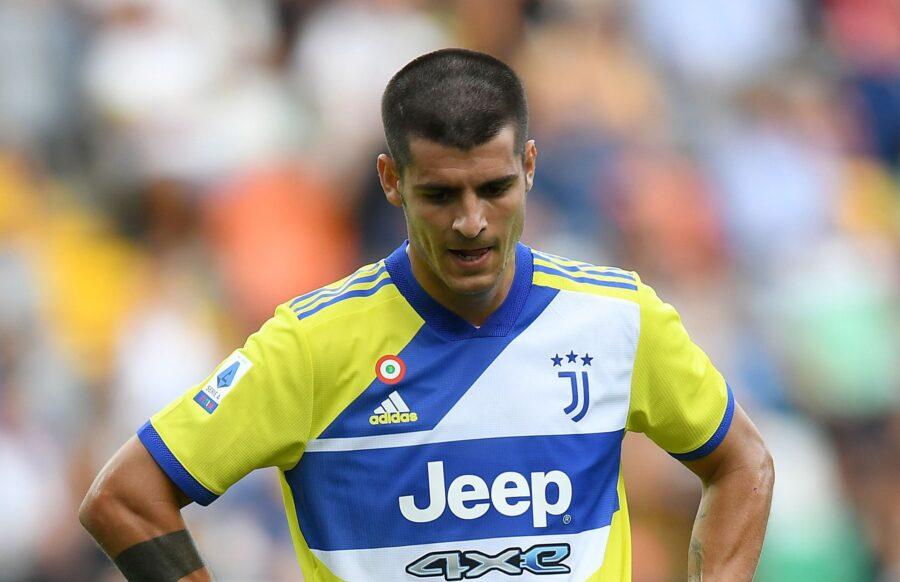 """Juve, Morata torna in campo: """"Ha nel mirino questa partita per il rientro"""""""
