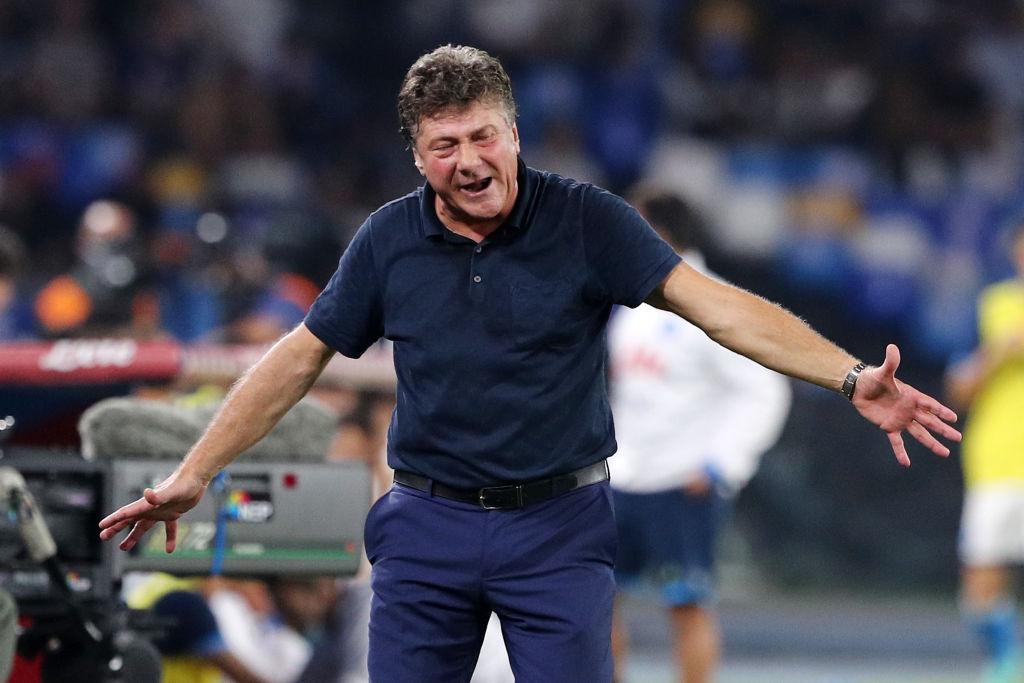 """Cagliari, c'è un infortunio in difesa! Mazzarri: """"Se metto Pavoletti, devo toglierlo all'intervallo"""""""