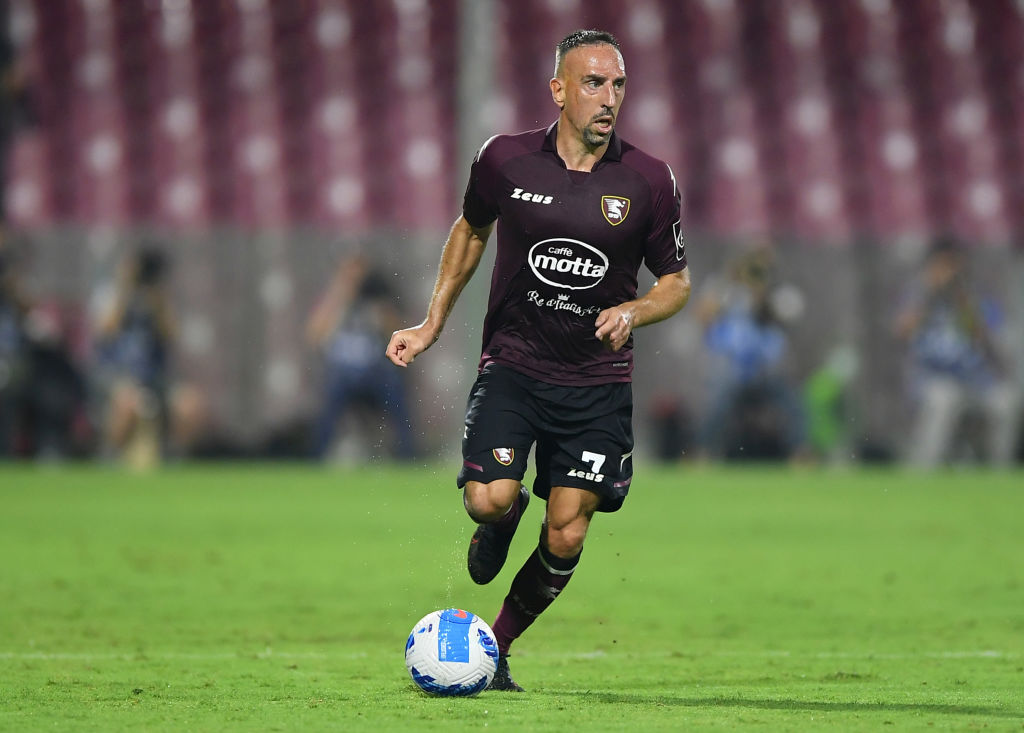 Ribéry returns; Simy's administration and the poll in protection – SOS Fanta
