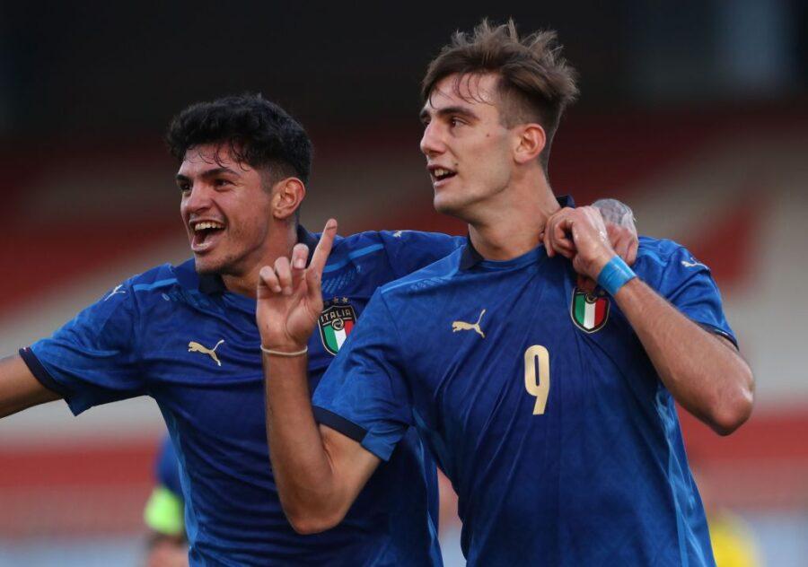 """Milan, la Gazzetta: """"Il piano è di bloccare Lucca subito. Si prova ad anticipare Inter e Juve"""""""